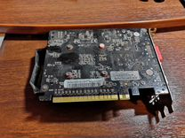 Palit GeForce GTX650 1024V gddr5 CRT DVI mhdmi — Товары для компьютера в Самаре