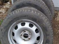 Летние колесы 215 65 16