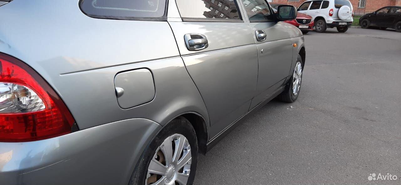 LADA Priora, 2008  89992603011 купить 6