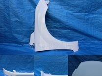 Крыло Форд фокус 2 ристайлинг в цвет белый 7VTA