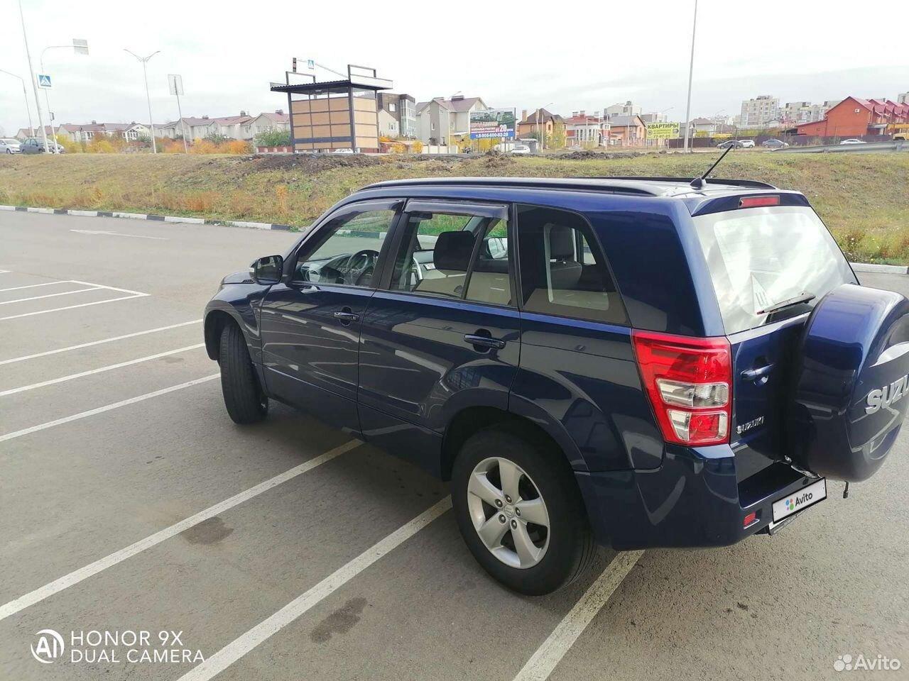 Suzuki Grand Vitara, 2010  89606366531 купить 2