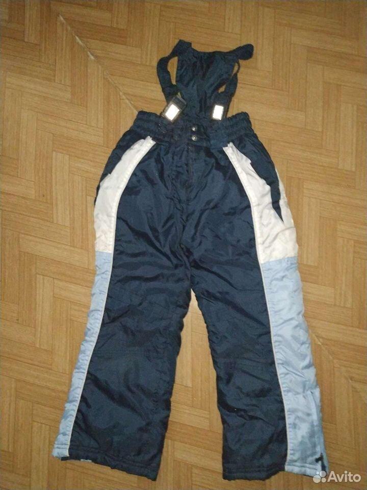 Зимние брюки 89085941582 купить 1