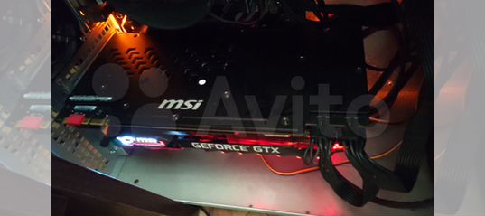 GTX 1080 Ti MSI Gamming