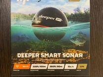 Deeper Smart Sonar PRO plus, запечатан, новый