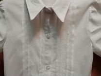 Школьная блузка 134 размер
