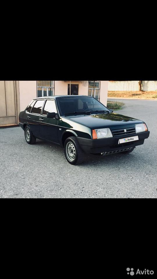 VAZ-21099, 2000  89659549184 köp 7
