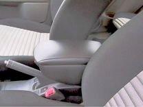 Подлокотник Ford Focus 1 Премиум бар эко-кожа