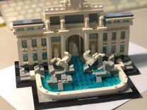 Lego Architecture 21020 the trevi fountain (фонтан