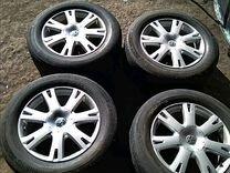 Комплект колес Volkswagen Touareg