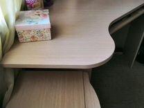 Стол компьютерный с тумбочкой