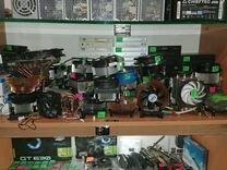 Кулеры для компьютера
