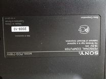 Ноутбук Soni vaio PCG - 7181V