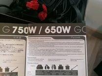 Блок питания thermaltake smartdps SPG 0750dpcg,750