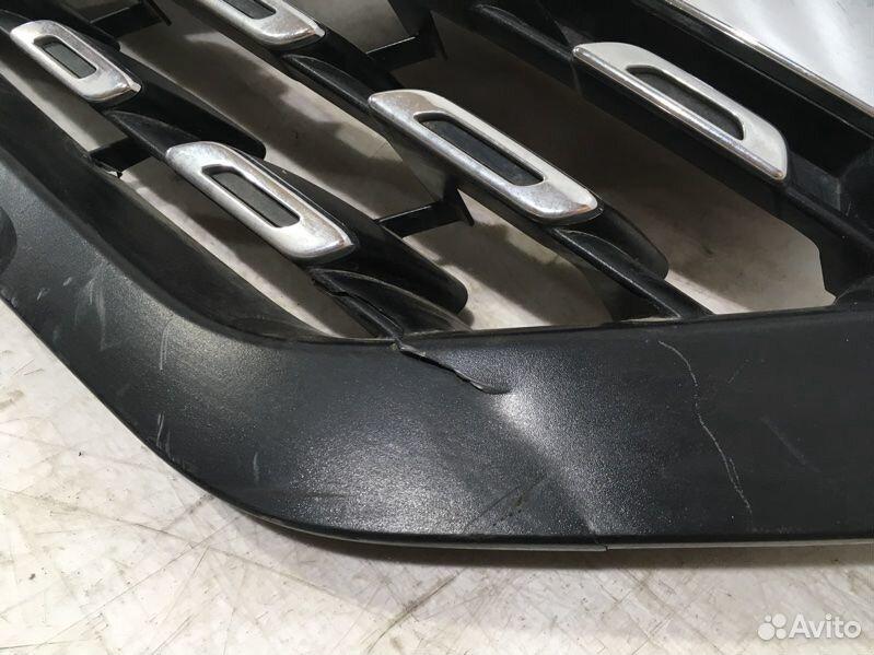 Решетка радиатора передняя Renault Dokker 1 2012  89281616122 купить 4
