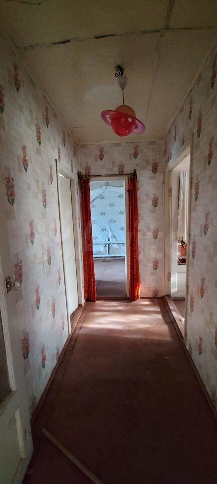 Дом 81.2 м² на участке 8.6 сот.  89613331790 купить 8