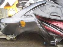 Заднее правое крыло шевроле круз Chevrolet Cruze