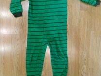 Пижамки микрофлис Carters