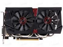 Продам asus GeForce GTX 960 strix 2Gb