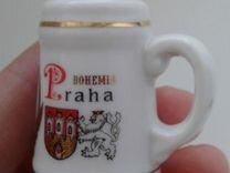 Маленькая чешская пивная кружка