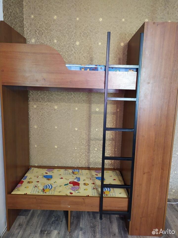 Кровать двухьярусная  89290603891 купить 1