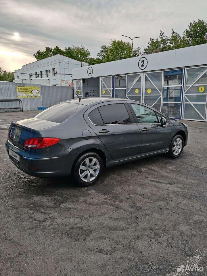 Peugeot 408, 2013  89584717484 купить 3