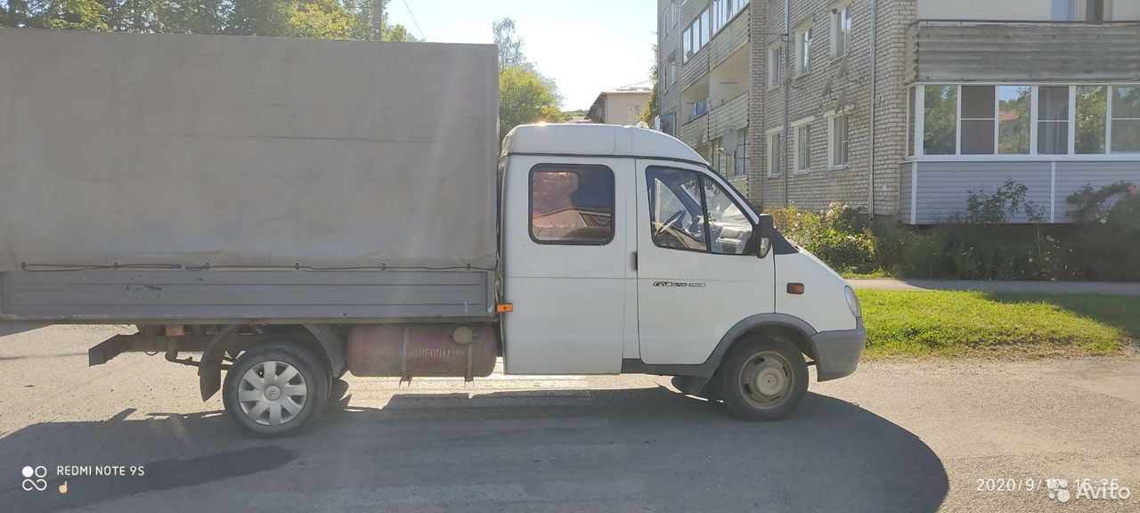GAZ GAZelle 33023, 2011  89886166660 buy 1