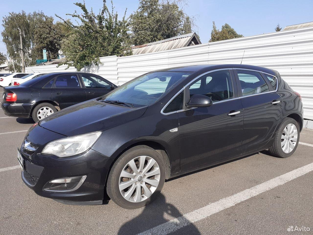 Opel Astra, 2013  89038778591 купить 1