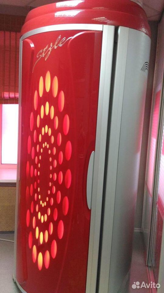 Итальянский Солярий X sun 48 ламп по 200вт  89206004756 купить 2