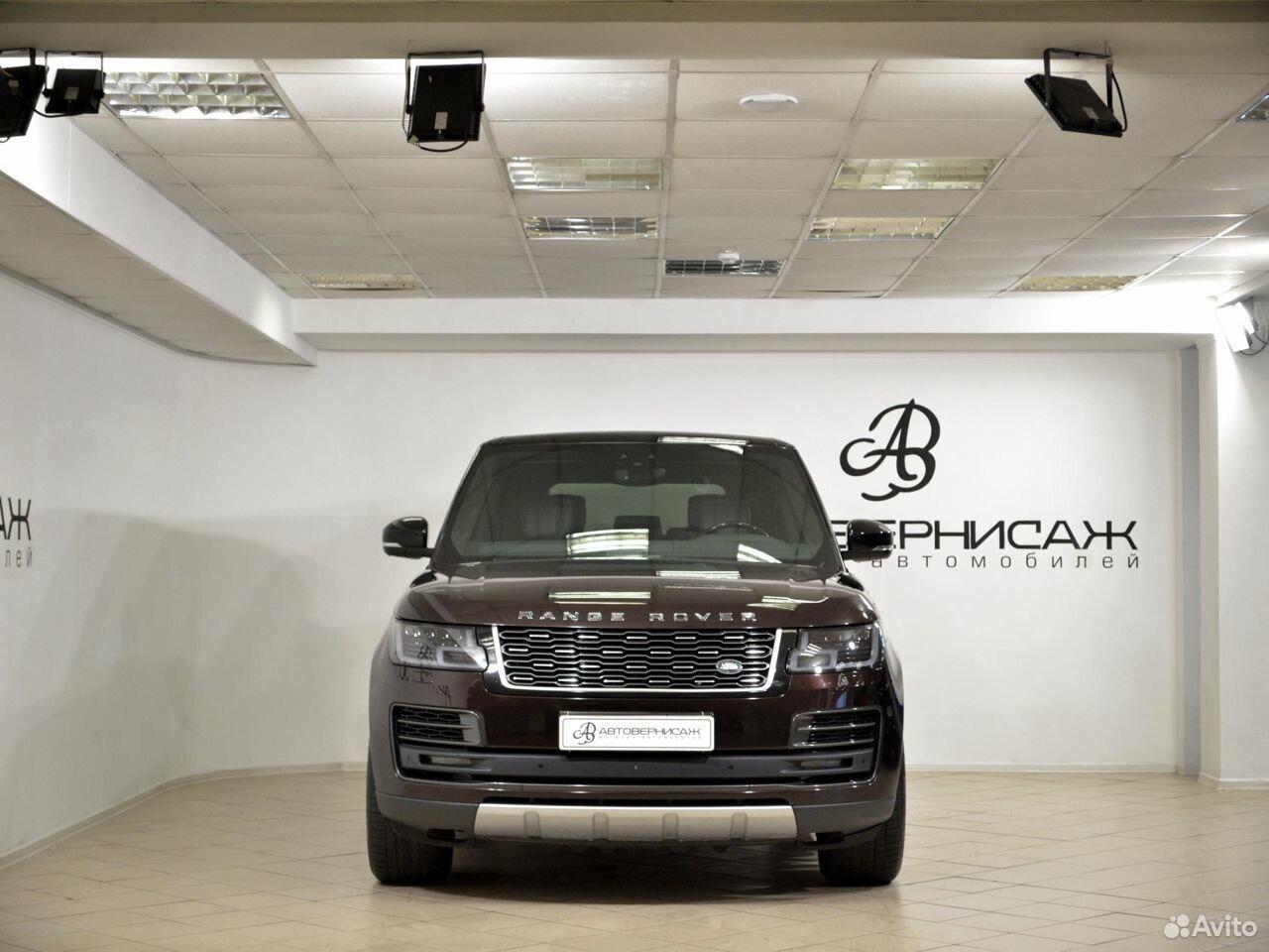 Land Rover Range Rover, 2018  88126048925 купить 3
