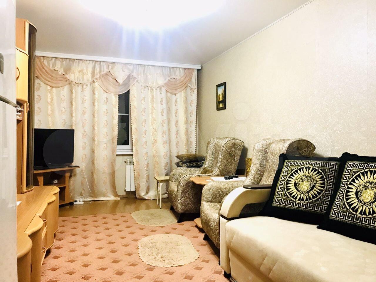 3-к квартира, 65.8 м², 6/9 эт.  89145446986 купить 1