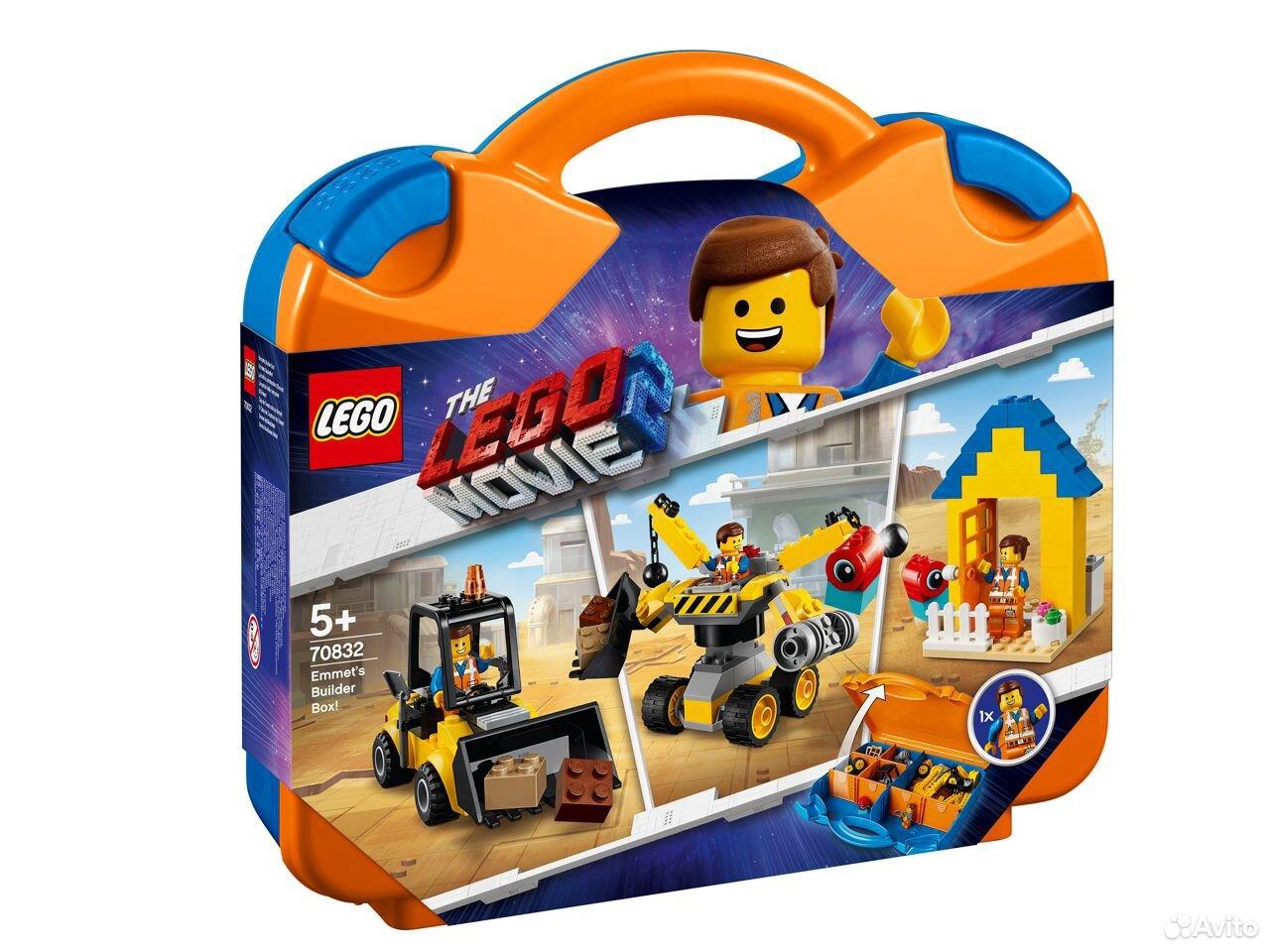 Lego Movie 70832  89990091946 купить 1
