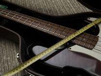 Бас-гитара Kramer в комплекте с жестким кофром