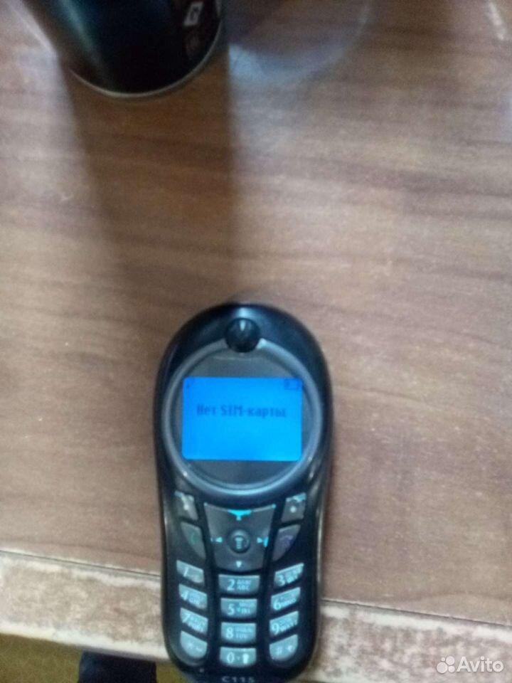 Телефон Motorola