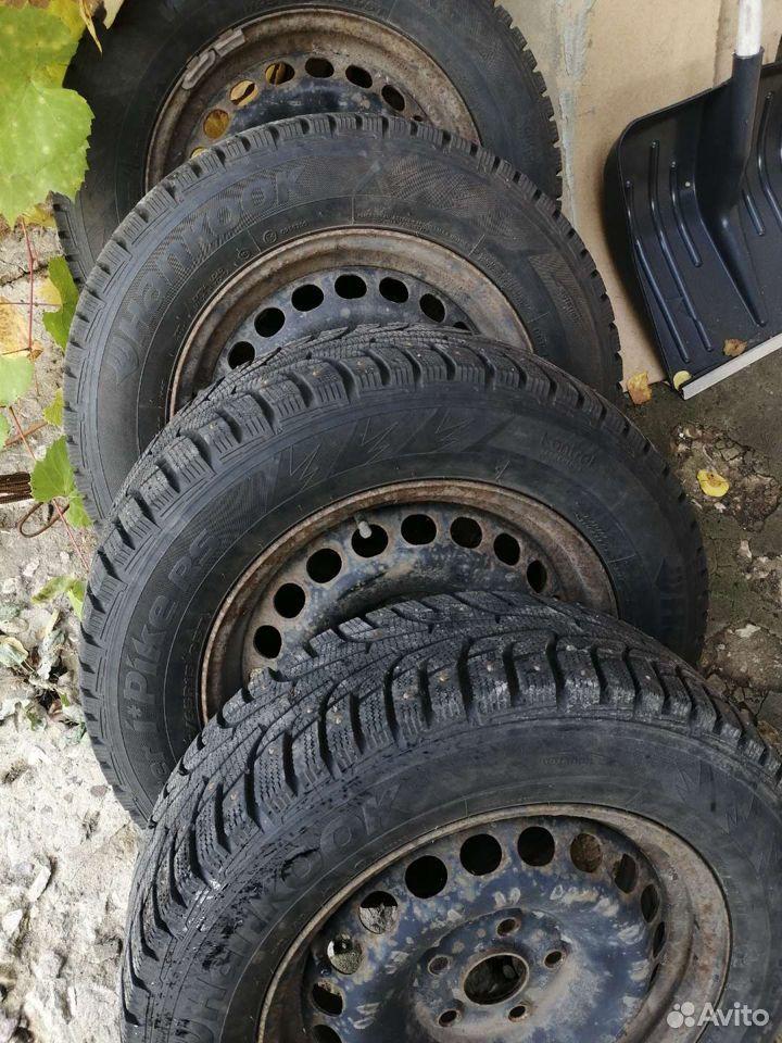Зимние колеса 89806760200 купить 2