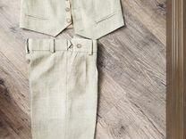 Новые брюки и жилет