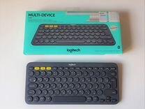 Клавиатура Logitech K380 Bluetoooth