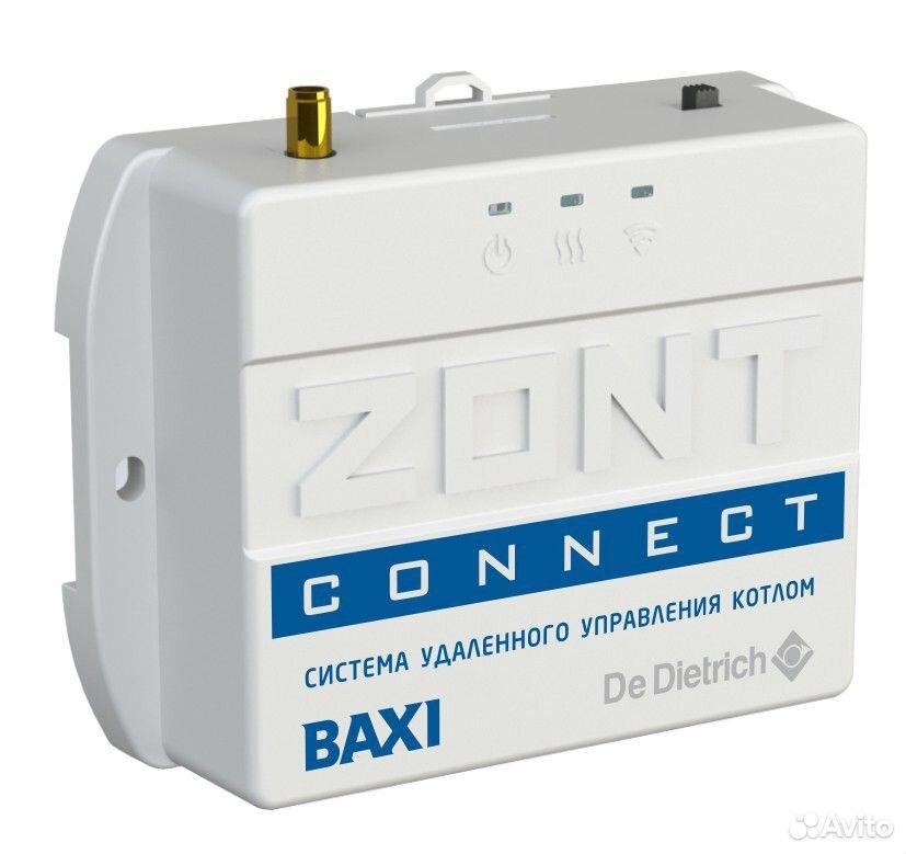 Zont connect GSM-термостат для газовых котлов baxi  89063367311 купить 4