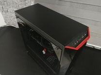Корпус CoolerMaster MasterBoxLite5Стекло + RGB — Товары для компьютера в Москве