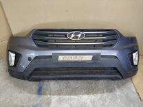 Hyundai Creta Бампер передний в сборе