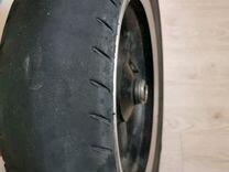 Шина с диском Pirelli EVO21 120/70-12 51L