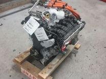 Двигатель Фольксваген Гольф 7 1.4 cnla