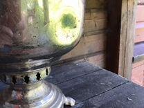 Самовар угольный дровяной 5-6 литров
