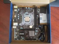 Intel i3 6100 msi h110 pro vd chieftec gpa350s