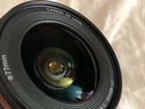 Объектив Canon EF 17-40mm F4 L