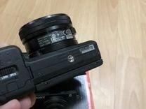 Sony A6400 kit 16-50 — Фототехника в Москве