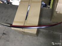 Спойлер BMW F10 M5 -look заниженный новый