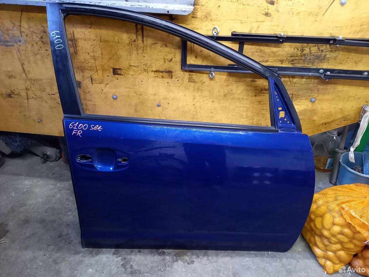 Правая водительская дверь Prius 20 контракт  89241017717 купить 2