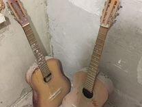 Гитары пыльные)