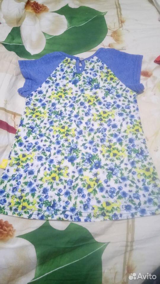 Платье д/д р.80 новое  89213578617 купить 2