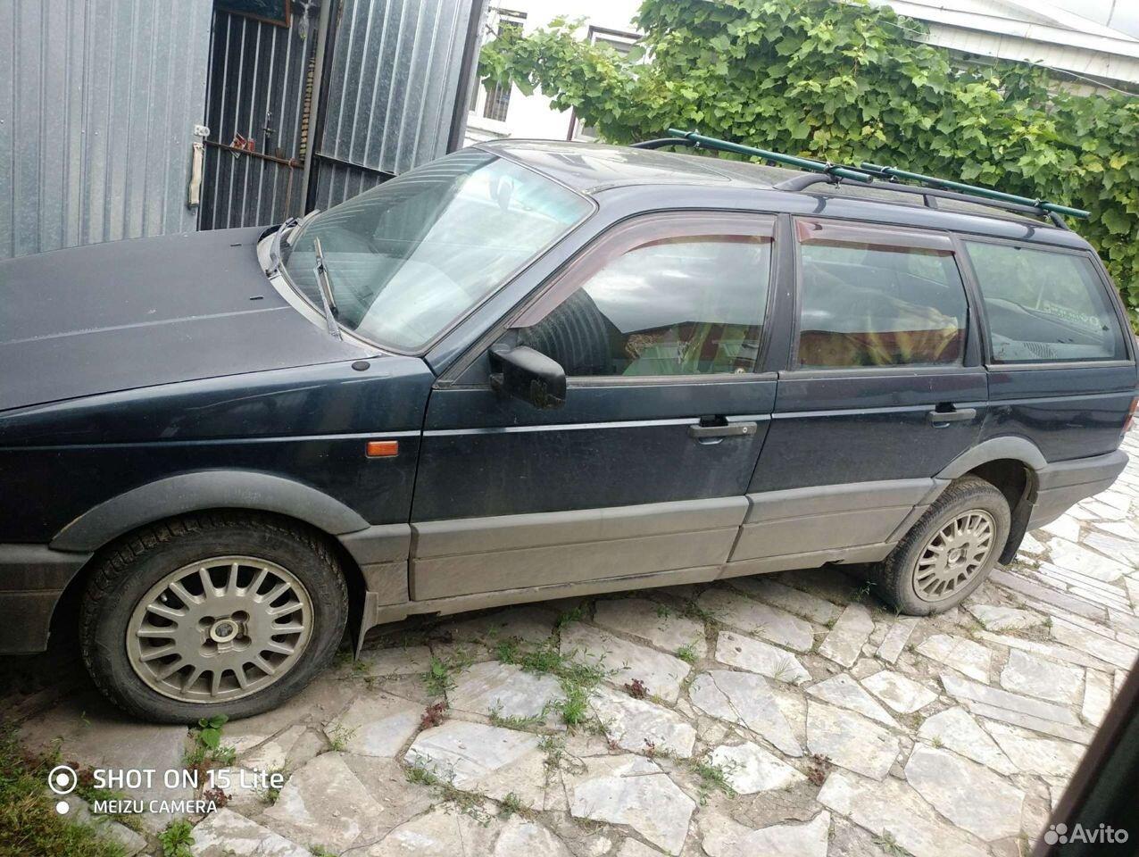 Volkswagen Passat, 1990  89092329055 купить 1